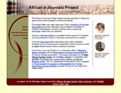 African e-Journals Project