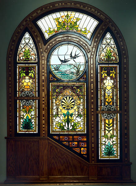 michigan stained glass census