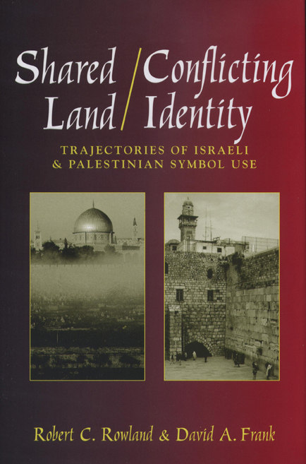 Shared Land/Conflicting Identity cover