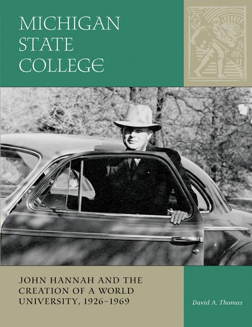 Michigan State College cover