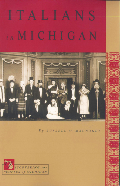 Italians in Michigan cover
