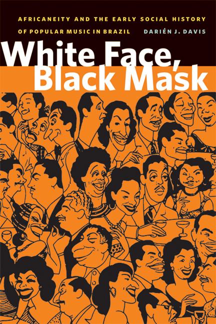 White Face, Black Mask cover