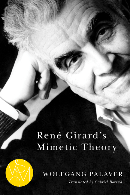 René Girard's Mimetic Theory cover