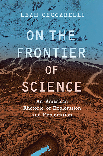 On the Frontier of Science cover
