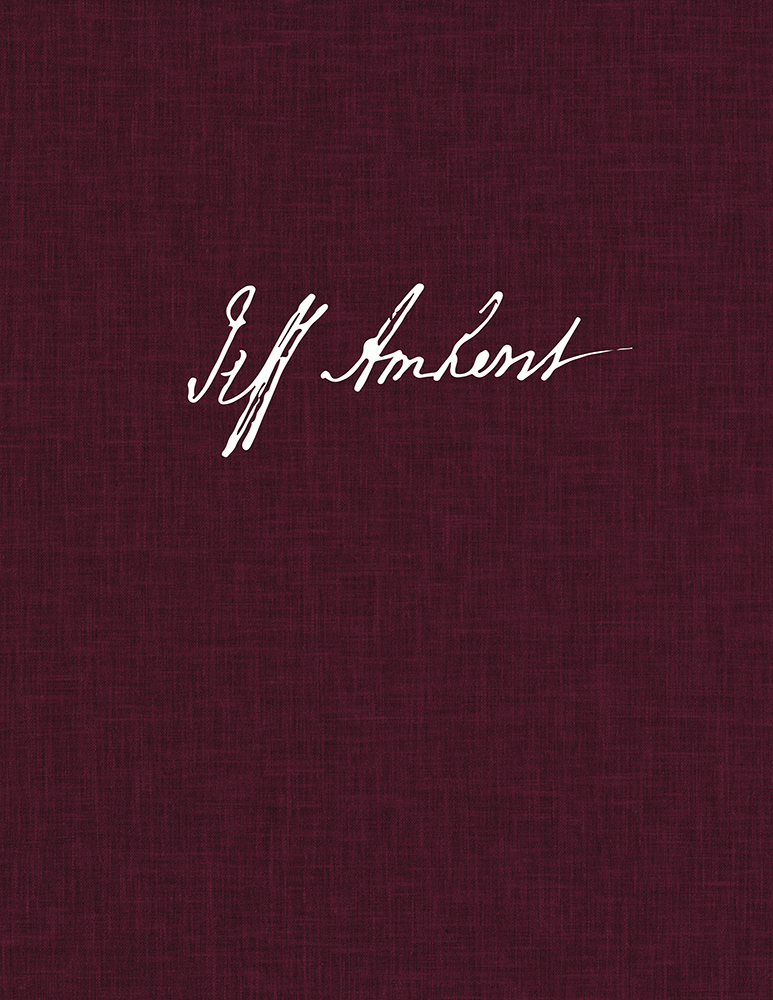 The Journals of Jeffery Amherst, 1757-1763, Volume 1 cover