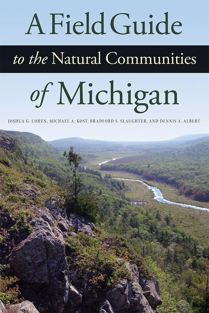 A Field Guide to the Natural Communities of Michigan cover