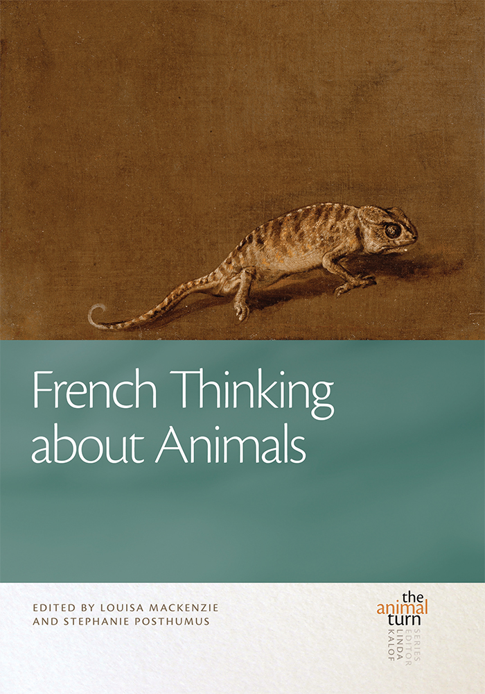 French Thinking about Animals cover