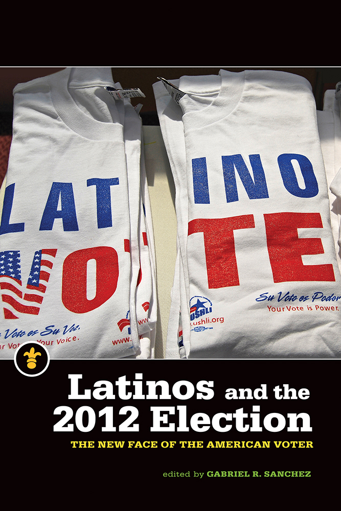 Latinos and the 2012 Election cover