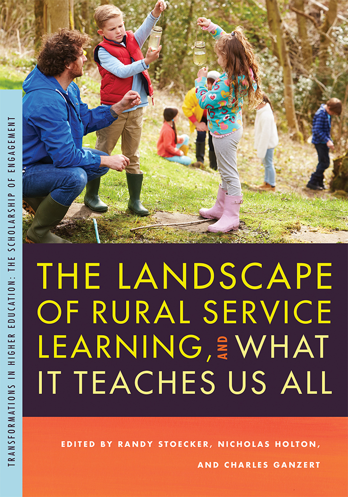The Landscape of Rural Service Learning, and What It Teaches Us All cover