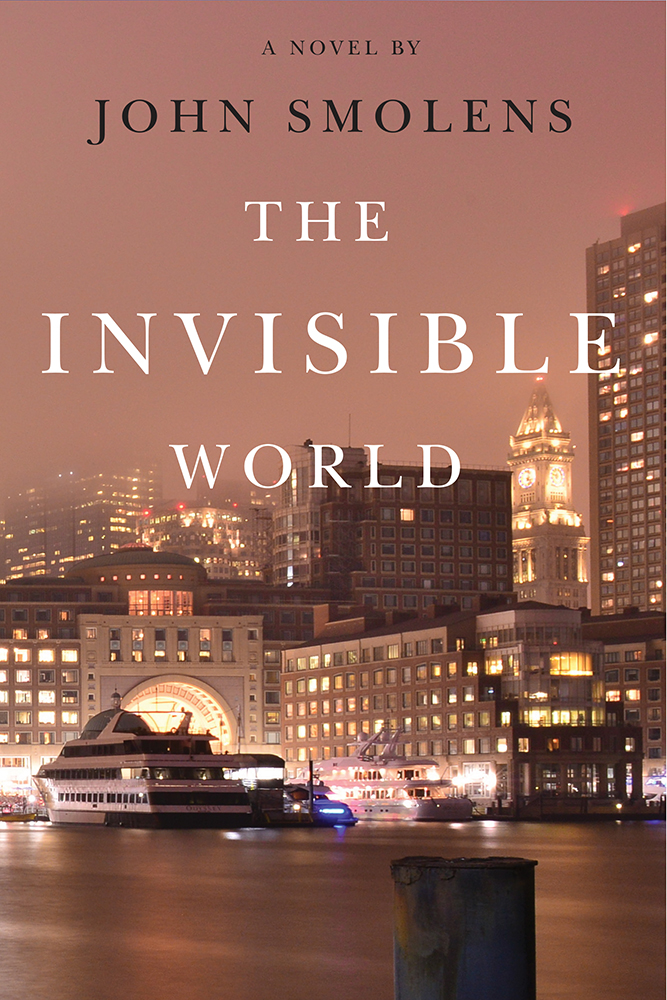 The Invisible World cover