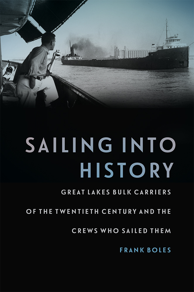 Sailing into History cover