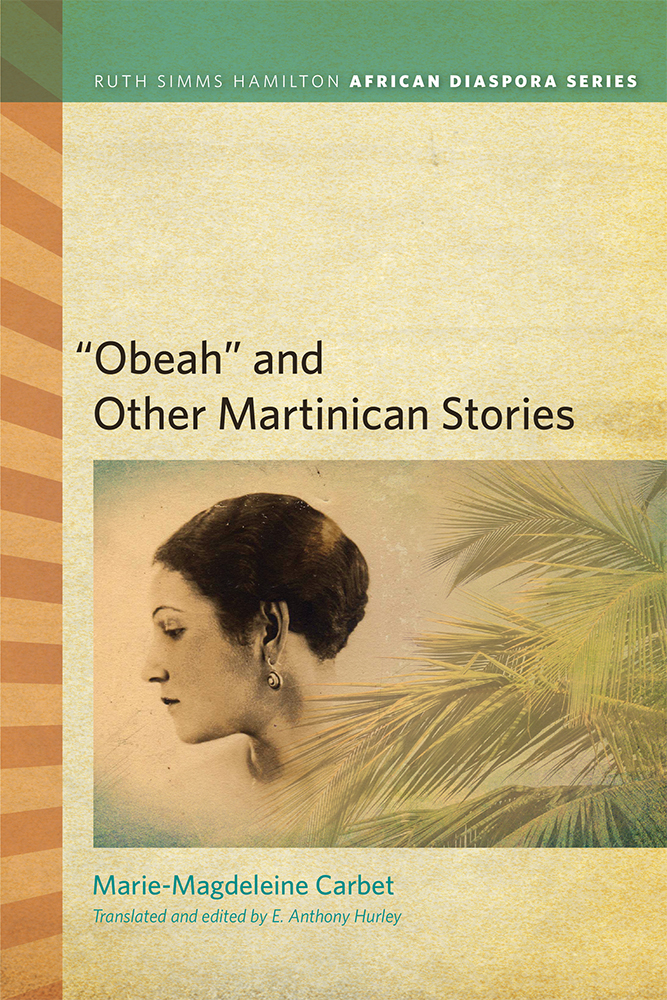 """""""Obeah"""" and Other Martinican Stories cover"""