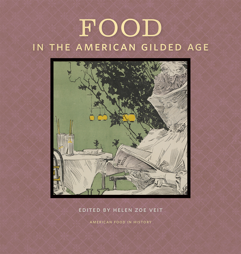Food in the American Gilded Age cover