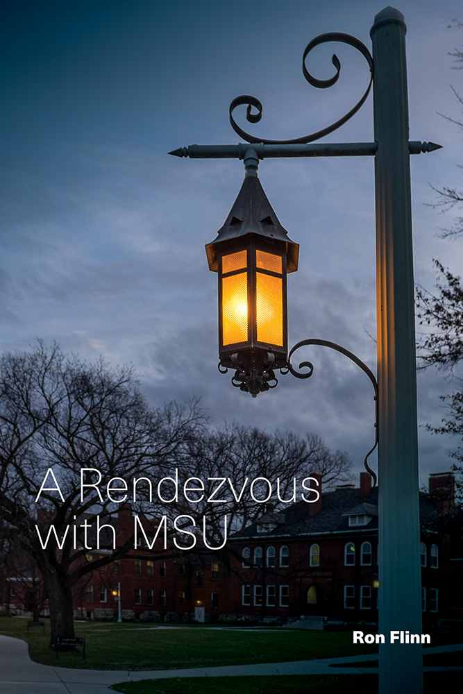 A Rendezvous with MSU cover