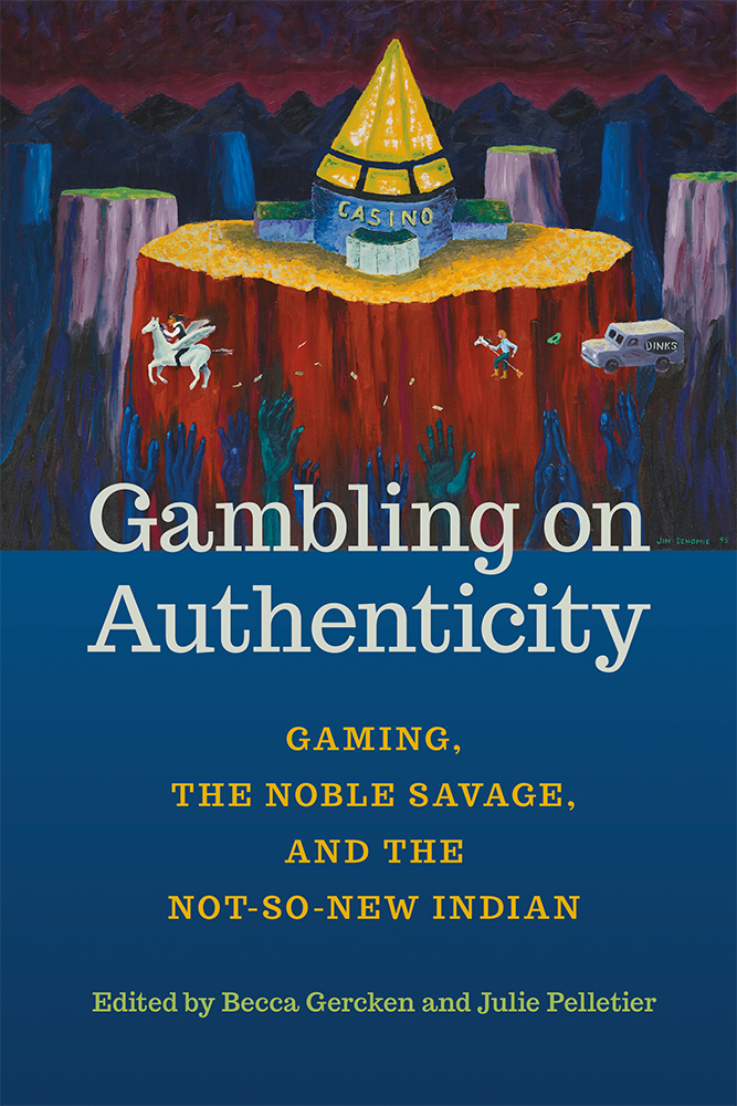 Gambling on Authenticity cover