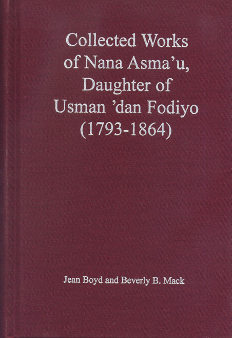Collected Works of Nana Asma'u cover