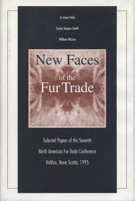 New Faces of the Fur Trade cover