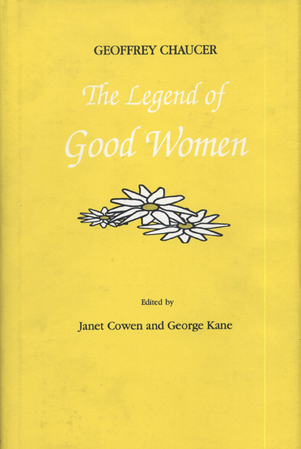 The Legend of Good Women cover