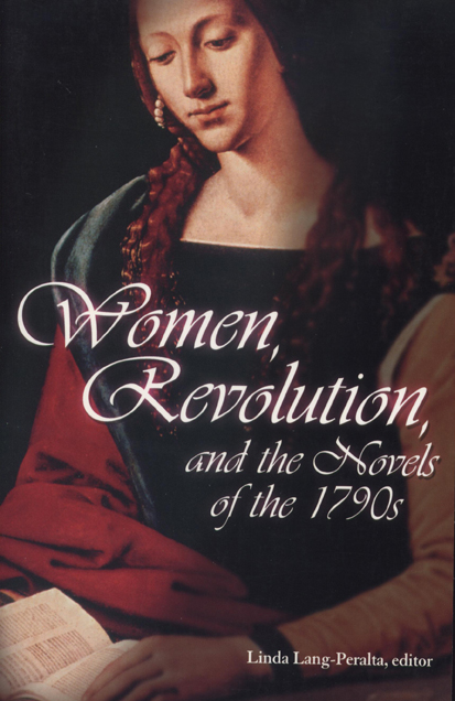 Women, Revolution, and the Novels of the 1790s cover