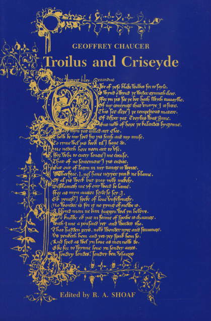 Troilus and Criseyde cover