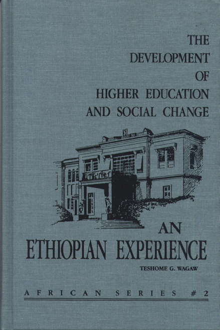 The Development of Higher Education and Social Change cover