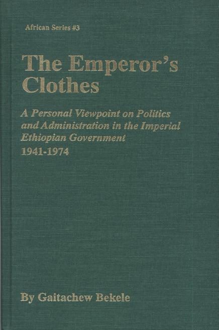 The Emperor's Clothes cover