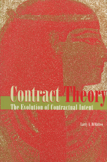 Contract Theory cover