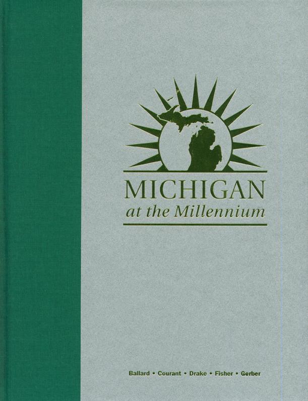Michigan at the Millennium cover