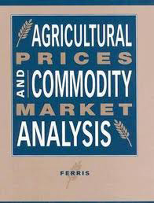 Agricultural Prices and Commodity Market Analysis cover