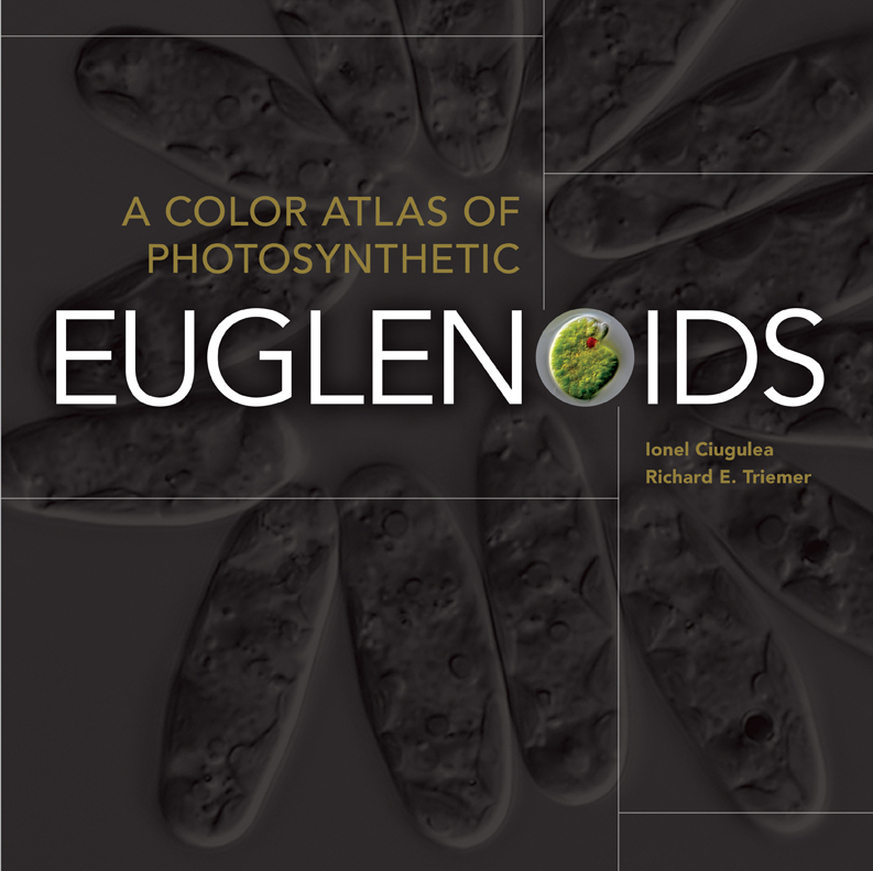 A Color Atlas of Photosynthetic Euglenoids cover