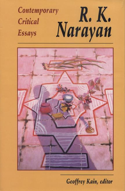 R. K. Narayan cover