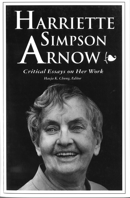 Harriette Simpson Arnow cover