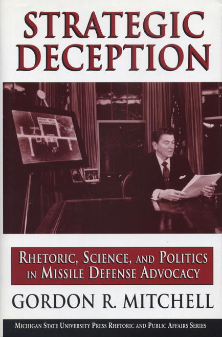Strategic Deception cover