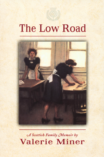 The Low Road cover