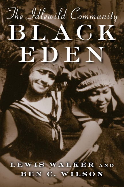 Black Eden cover