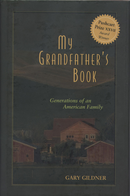 My Grandfather's Book cover