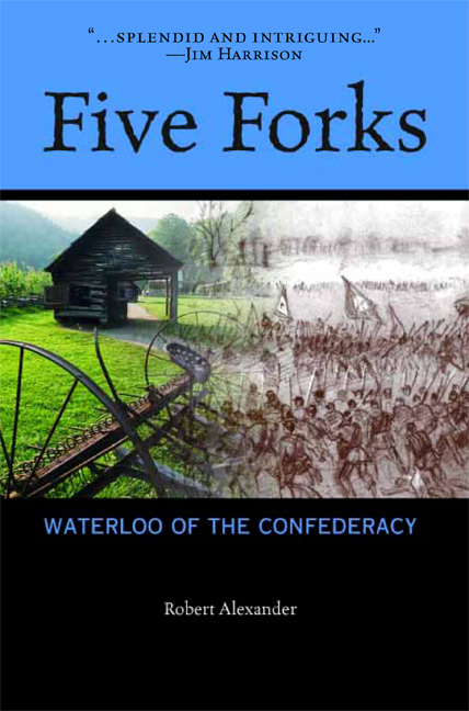 Five Forks cover