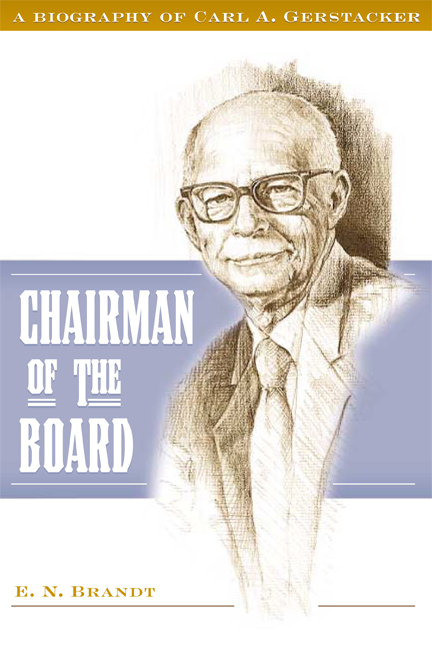 Chairman of the Board cover