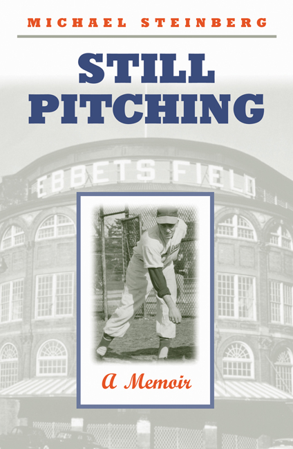 Still Pitching cover