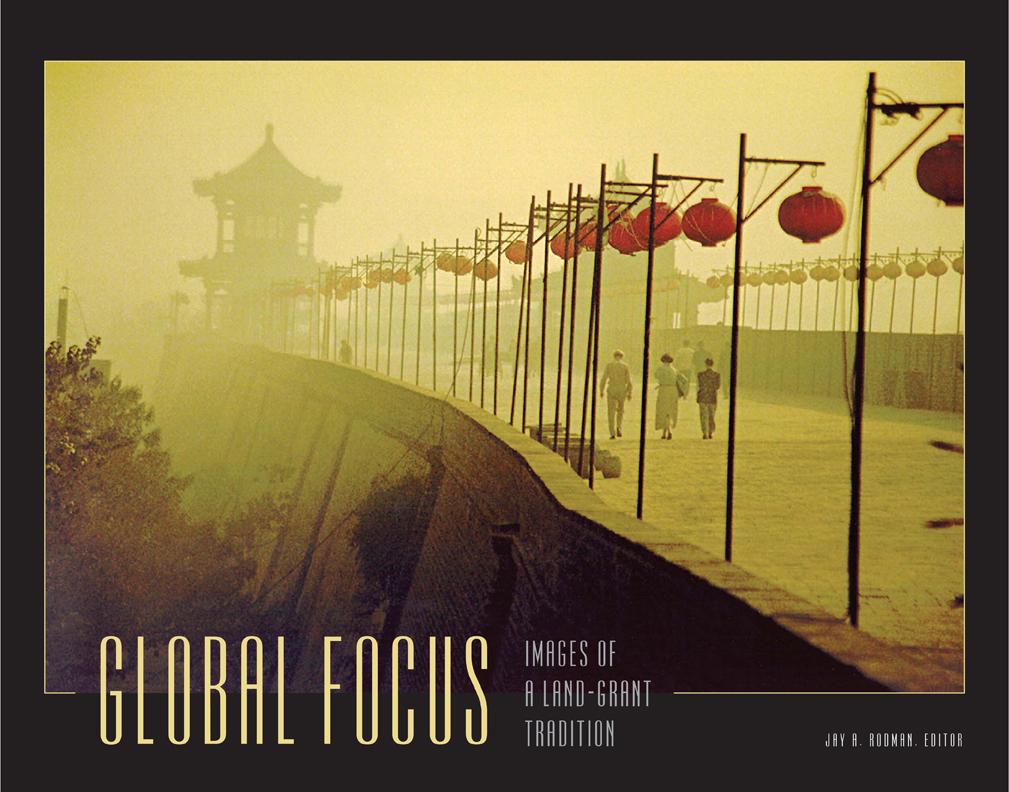 Global Focus cover