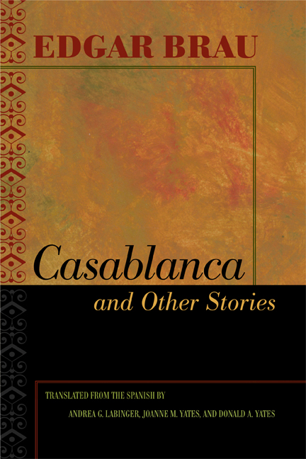 Casablanca and Other Stories cover