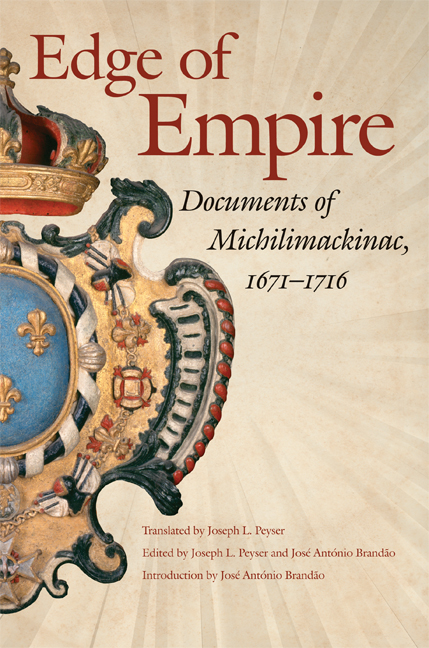 Edge of Empire cover