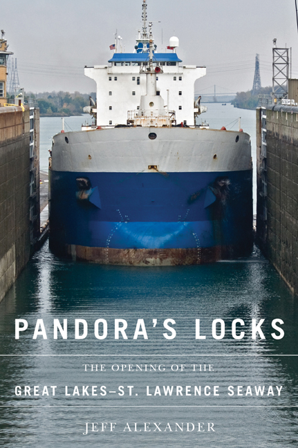 Pandora's Locks cover