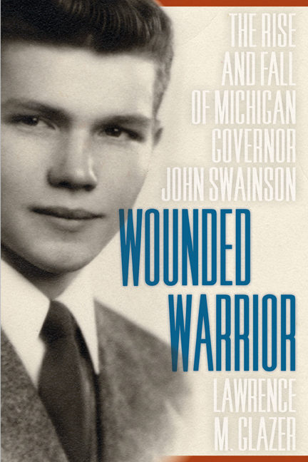 Wounded Warrior cover