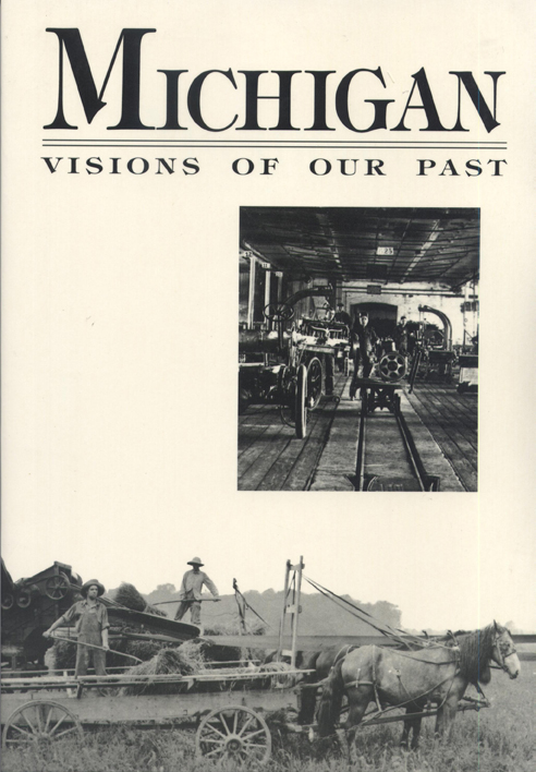 Michigan Visions of Our Past cover