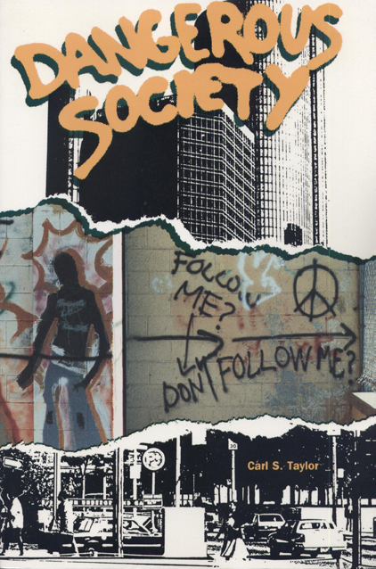 Dangerous Society cover