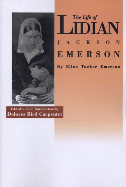 Life of Lidian Jackson Emerson cover