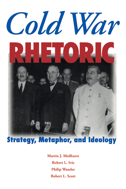 Cold War Rhetoric cover