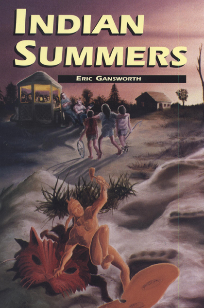 Indian Summers cover
