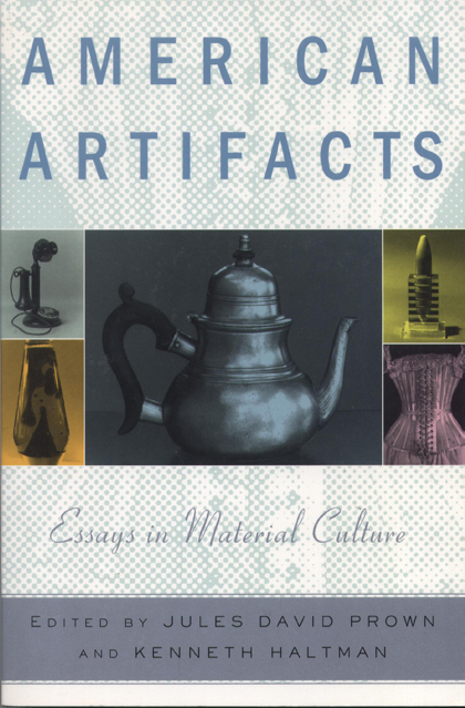 American Artifacts cover